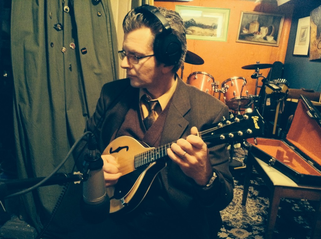 Mark Dojczman Mandolin